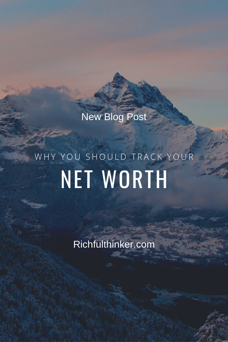 How to track your Net Worth?