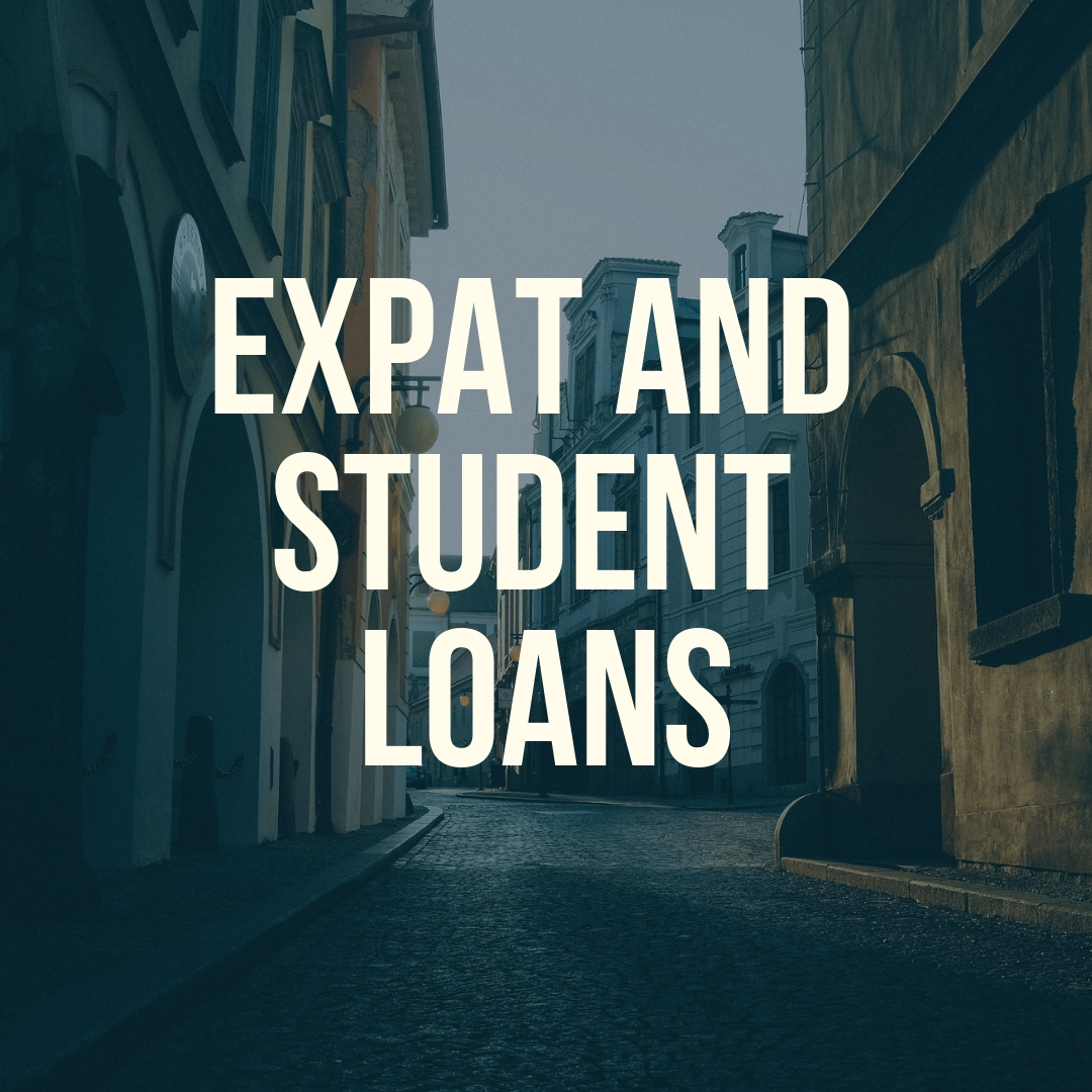 Paying my US Student Loans as an Expat