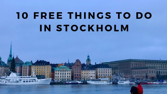 Travel Guide - 10 Free things to do in Stockholm