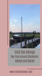 Visit the Vikings in Björko and Adelsö on a day trip from Stockholm