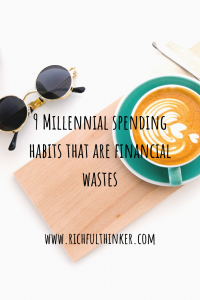 9 Millennial spending habits that are financial wastes