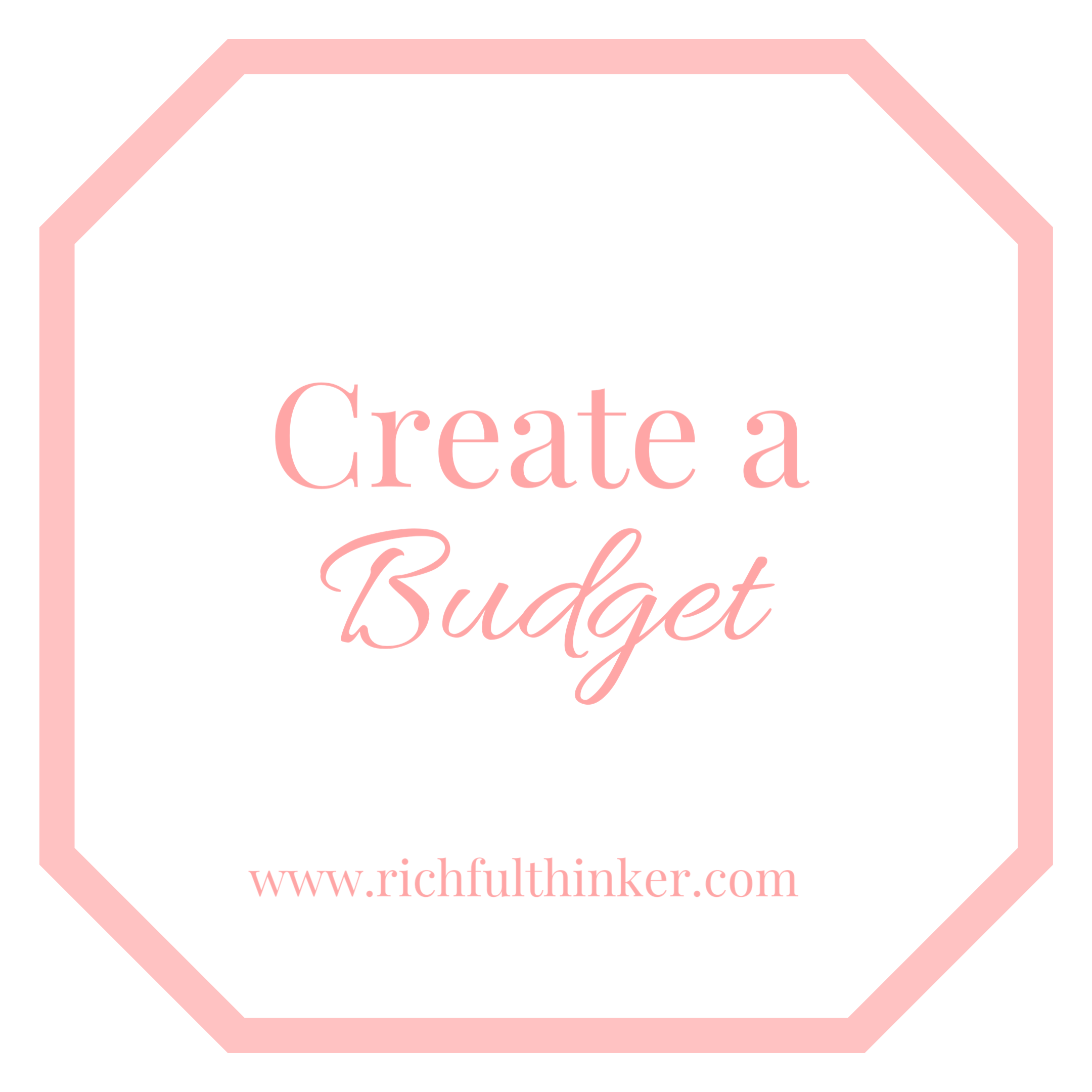 How to create an honest-with-yourself budget