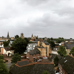 View from the Westgate
